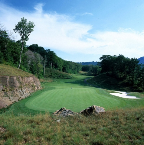 Successful Golf Operations - Raven Golf Club at Snowshoe Mountain Resort in WVa.
