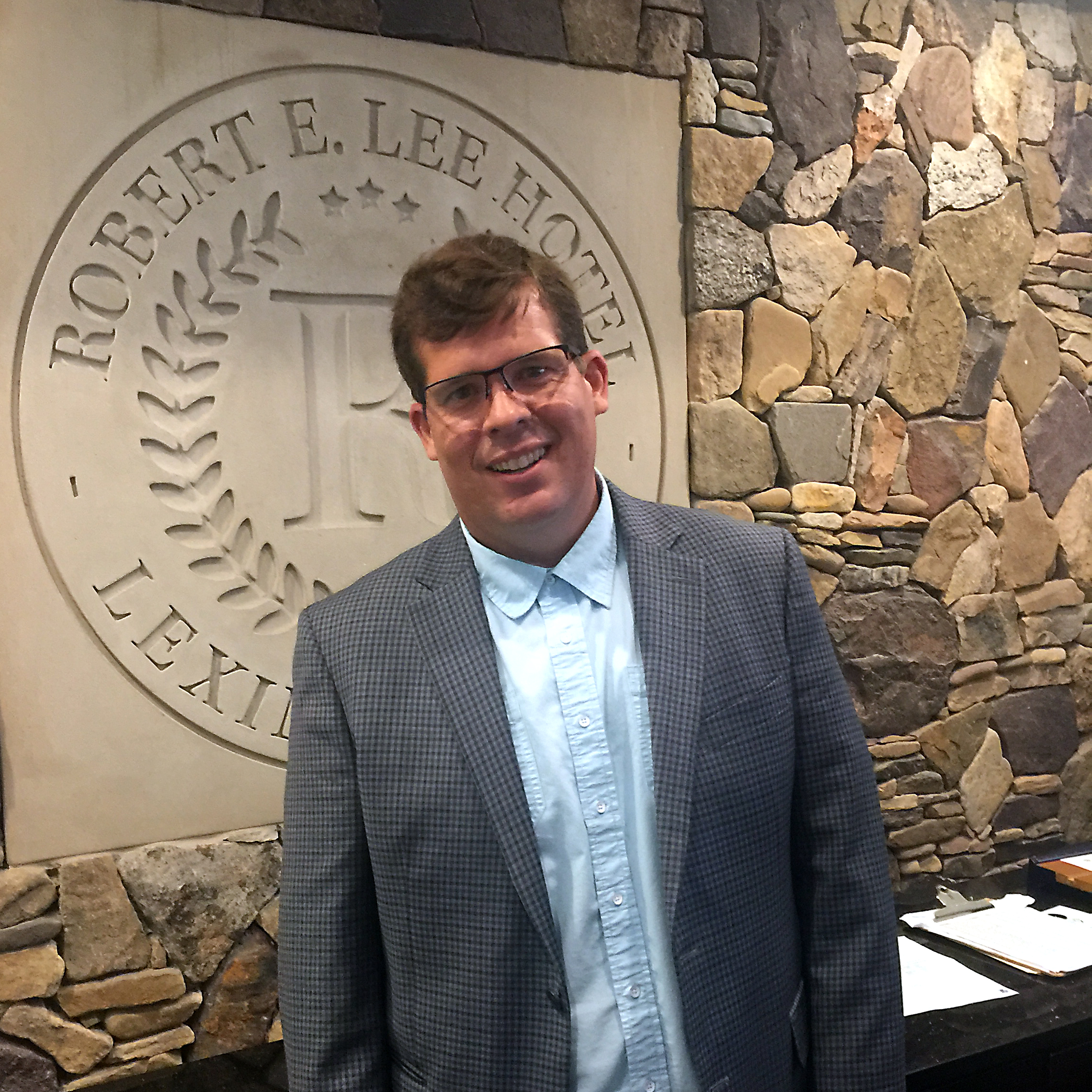 Taylor Hospitality Announces New General Manager at Robert E. Lee Hotel | Up to Par Management