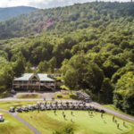 Up to Par Celebrates Contract Renewal with Snowshoe Mountain Resort